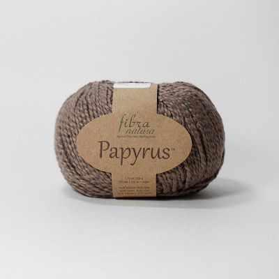 Пряжа Fibra Natura Пряжа Fibra Natura Papyrus Цвет.229-24