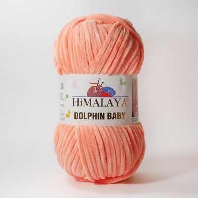Пряжа Himalaya Пряжа Himalaya Dolphin Baby Цвет.80355