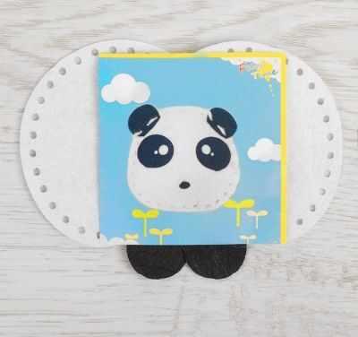 Набор для изготовления изделий из фетра Школа талантов 2793990 Набор для создания игрушки из фетра