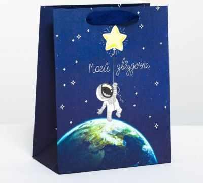 Фото - Подарочный конверт Дарите Счастье 4243613 Пакет подарочный вертикальный «Моей звездочке» подарочный конверт дарите счастье 4515296 пакет ламинированный вертикальный сильному духом