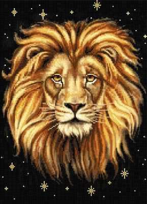 Фото - Алмазная мозаика Наследие Алмазная вышивка БСА2-110 Звездный лев нащокина м архитектурное наследие россии лев кекушев том 5