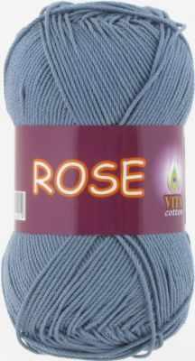 Пряжа VITA Пряжа VITA Rose Цвет.4257