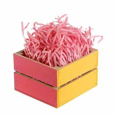 Наполнитель для подарочной коробки - 2964989 Наполнитель бумажный, нежно-розовый 50 г