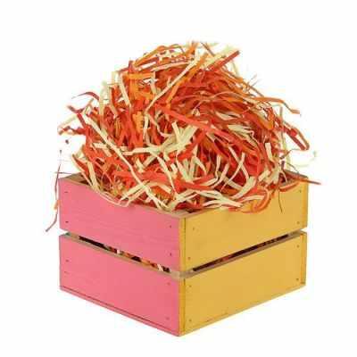 Наполнитель для подарочной коробки - 3395224 Наполнитель бумажный, Гроздья Рябины 50 г