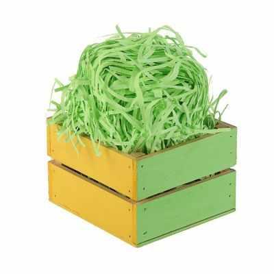 Наполнитель для подарочной коробки - 2964982 Наполнитель бумажный, салатовый 50 г