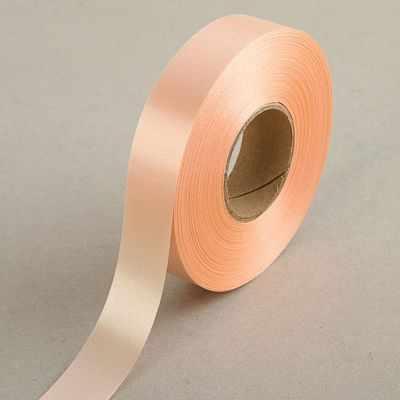 Ленты для упаковки подарков - 1593700 Лента для декора и подарков, кремовый, 2 см