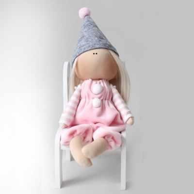 Набор для изготовления игрушки Арт ткани NB-095 Амели