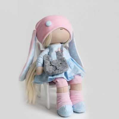 Набор для изготовления игрушки Арт ткани NB-096 Виола