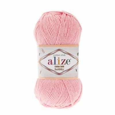 Пряжа Alize Пряжа Alize Cotton Gold Hobby Цвет.518