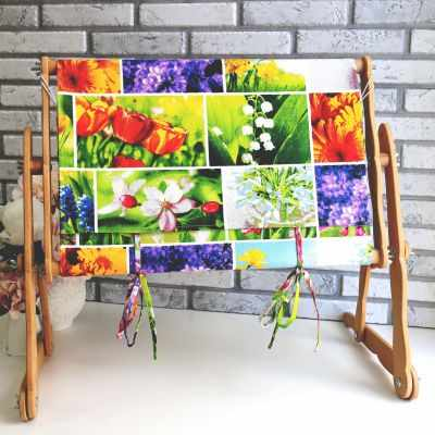Каталог Arapova A. Комплект чехлов для рам Первоцветы, 50 см