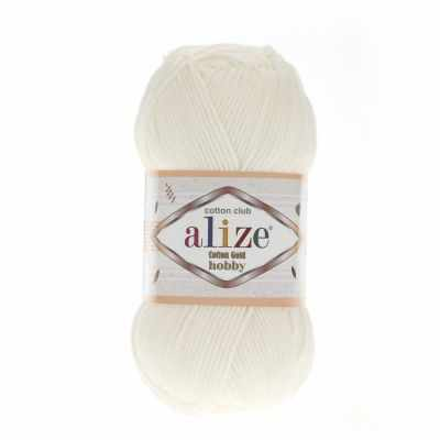 Пряжа Alize Пряжа Alize Cotton Gold Hobby Цвет.62
