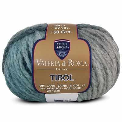Пряжа Valeria di Roma Пряжа Valeria di Roma Tirol Цвет.8307