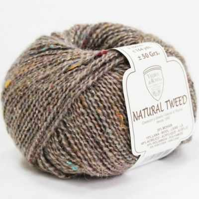 Пряжа Valeria di Roma Пряжа Valeria di Roma Natural Tweed Цвет.165
