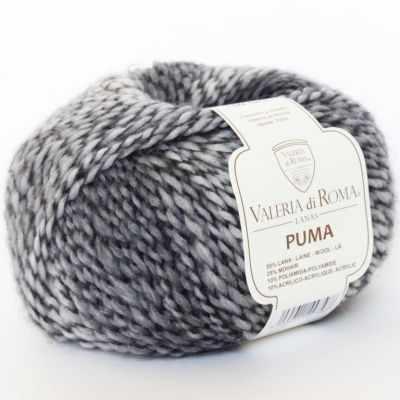 Пряжа Valeria di Roma Пряжа Valeria di Roma Puma Цвет.629