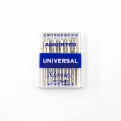 Игла HEMLINE 100.993/G002 Иглы для швейных машин универсальные, 60-110