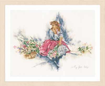 Набор для вышивания Lanarte PN-0182405 My fair lady (Lanarte)