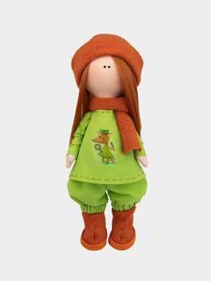 Набор для изготовления игрушки Pugovka Doll Набор Анита, 25 см