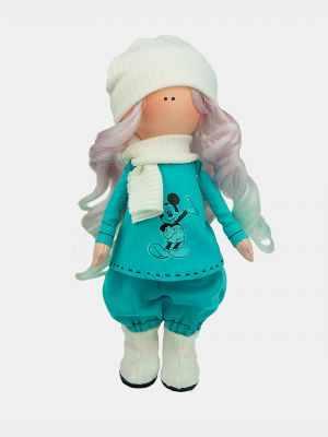 Набор для изготовления игрушки Pugovka Doll Набор Урсула, 25 см