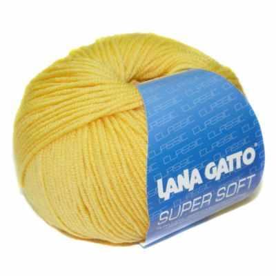Пряжа Lana Gatto Пряжа Lana Gatto SUPER SOFT Цвет.10083