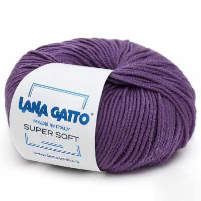 Пряжа Lana Gatto Пряжа Lana Gatto SUPER SOFT Цвет.13335