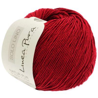 Пряжа LANA GROSSA SOLO LINO Цвет.011 инструмент для вязания lana grossa спицы круговые lana grossa латунь 60 см 3 5