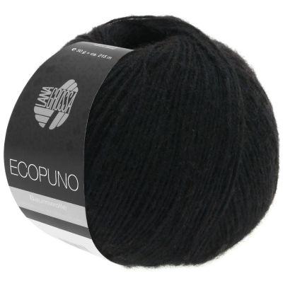 Пряжа LANA GROSSA ECOPUNO Цвет.016 инструмент для вязания lana grossa спицы круговые lana grossa латунь 60 см 3 5