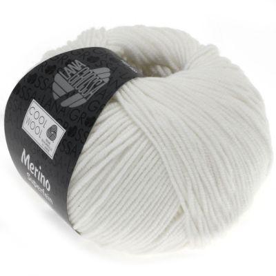 Пряжа LANA GROSSA COOL WOOL 2000 uni Цвет.431 инструмент для вязания lana grossa спицы круговые lana grossa латунь 60 см 3 5