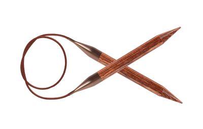 Инструмент для вязания Knit Pro 31133 Спицы круговые 6.00 mm - 120 cm Ginger KnitPro