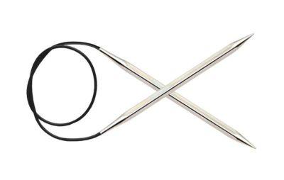 Инструмент для вязания Knit Pro 12201 Спицы круговые 6.00 mm-80 cm Nova Cubics KnitPro
