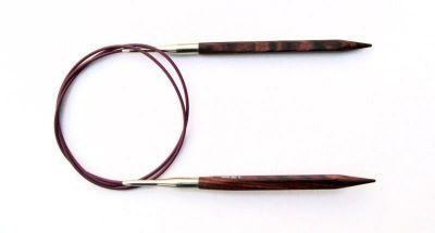 Инструмент для вязания Knit Pro 25335 Спицы круговые 5.00 mm-80 cm Cubics Symfonie-Rose KnitPro