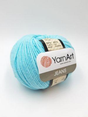 Пряжа YarnArt Пряжа YarnArt Jeans Цвет.76 Айсберг