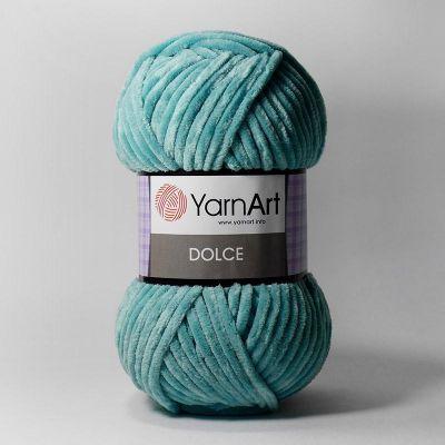 Пряжа YarnArt Пряжа YarnArt Dolce Цвет. 770 Светлая бирюза