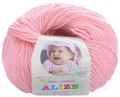 Пряжа Alize Пряжа Alize Baby Wool Цвет.194