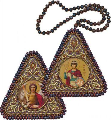 ТР 1117  Св. Вмч. Георгий Победоносец и Архангел Михаил
