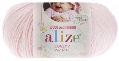 Пряжа Alize Пряжа Alize Baby Wool Цвет.184