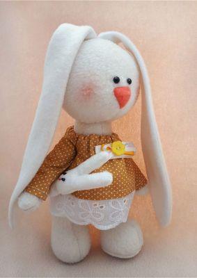 Набор для изготовления игрушки HAPPY HANDS МЗ-12 Горошинка