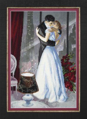 Набор для вышивания Чарiвна Мить РК-134 Романтический вечер - чм набор для вышивания чарiвна мить рк 102 пепел