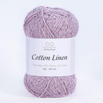 Пряжа Infinity Cotton Linen Цвет.4612