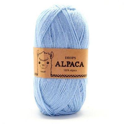 Пряжа DROPS Пряжа DROPS Alpaca Цвет.6205