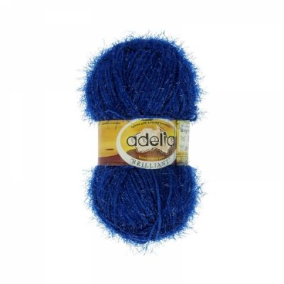 Пряжа Adelia Пряжа Adelia Brilliant 07 синий