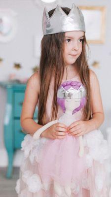 Набор для изготовления игрушки Арт Узор 2583249 Мягкая игрушка «Принцесса Лия», набор для шитья