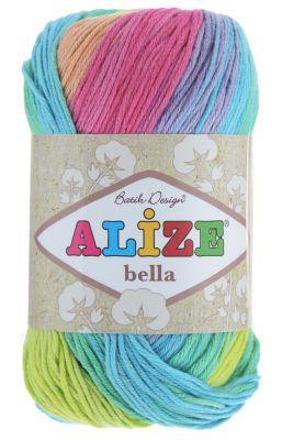 Пряжа Alize Пряжа Alize Bella Batik Цвет.4151