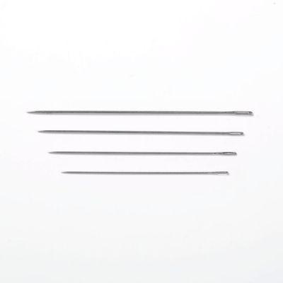 Иглыбулавки Prym 124659 Иглы для штопки в блистере 10 шт. №3-9 длинные
