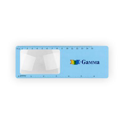 Лампы и лупы Gamma SS-403 Лупа-закладка в пакете увеличение Х3
