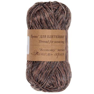 Пряжа Пехорка Пряжа Пехорка Для плетения Цвет.517 Коричневый меланж