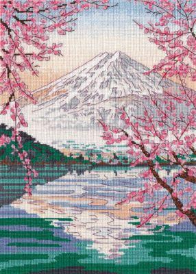 1311 Фудзияма и озеро Кавагути (Овен)