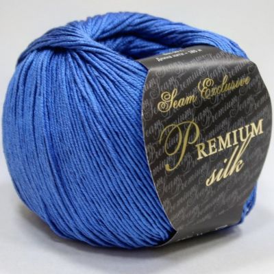 Пряжа Seam Пряжа Seam Premium Silk Цвет.20