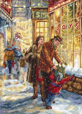 943 - Ожидание Рождества