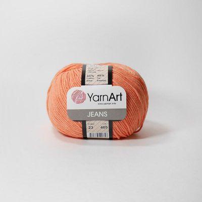 Пряжа YarnArt Пряжа YarnArt Jeans Цвет.23