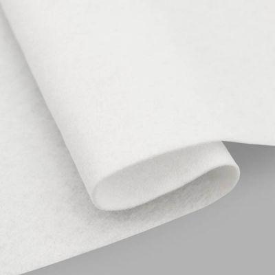 Ткань Астра Фетр листовой Астра, 1,0мм, 180 гр, 20х30см, 10 шт/упак (YF 660 белый)